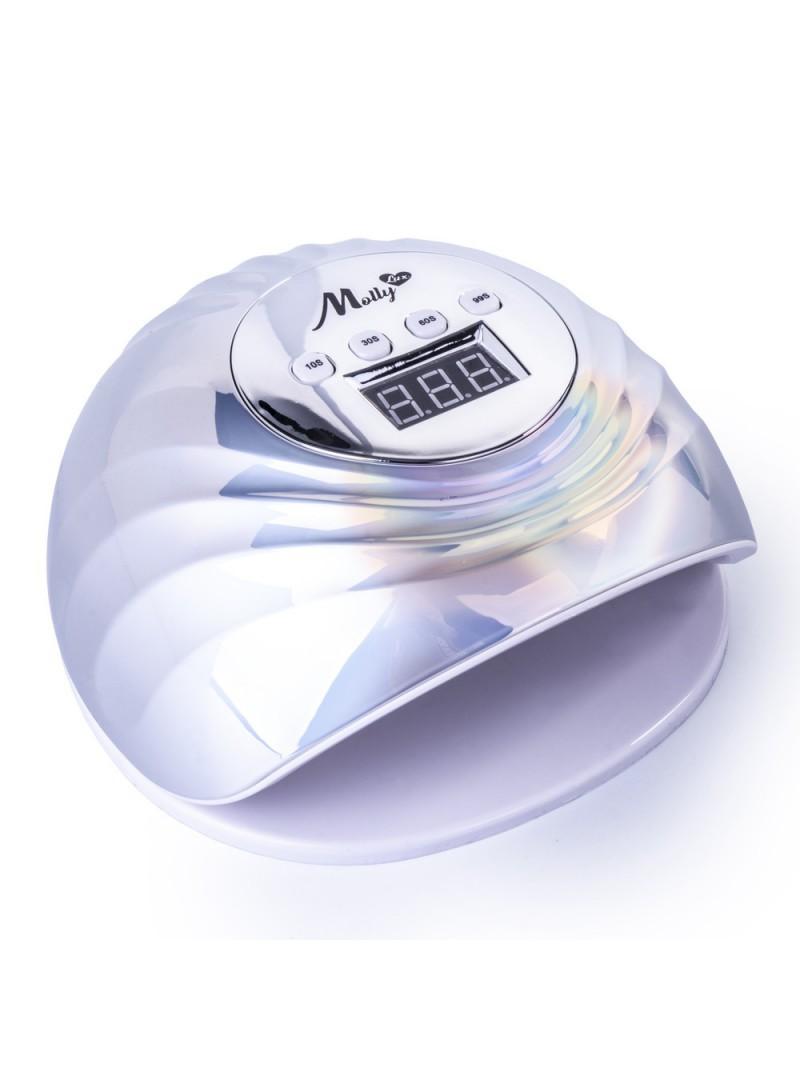 UV-LED Lampa HOLO SILVER 86W