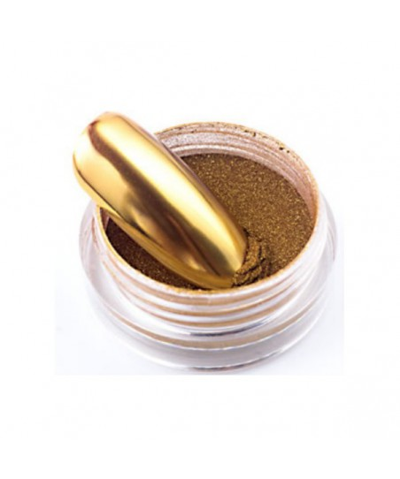 Prah Holo Efekt Gold